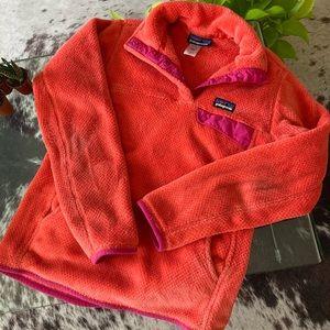 PATAGONIA Fuzzy Fleece Pullover Jacket